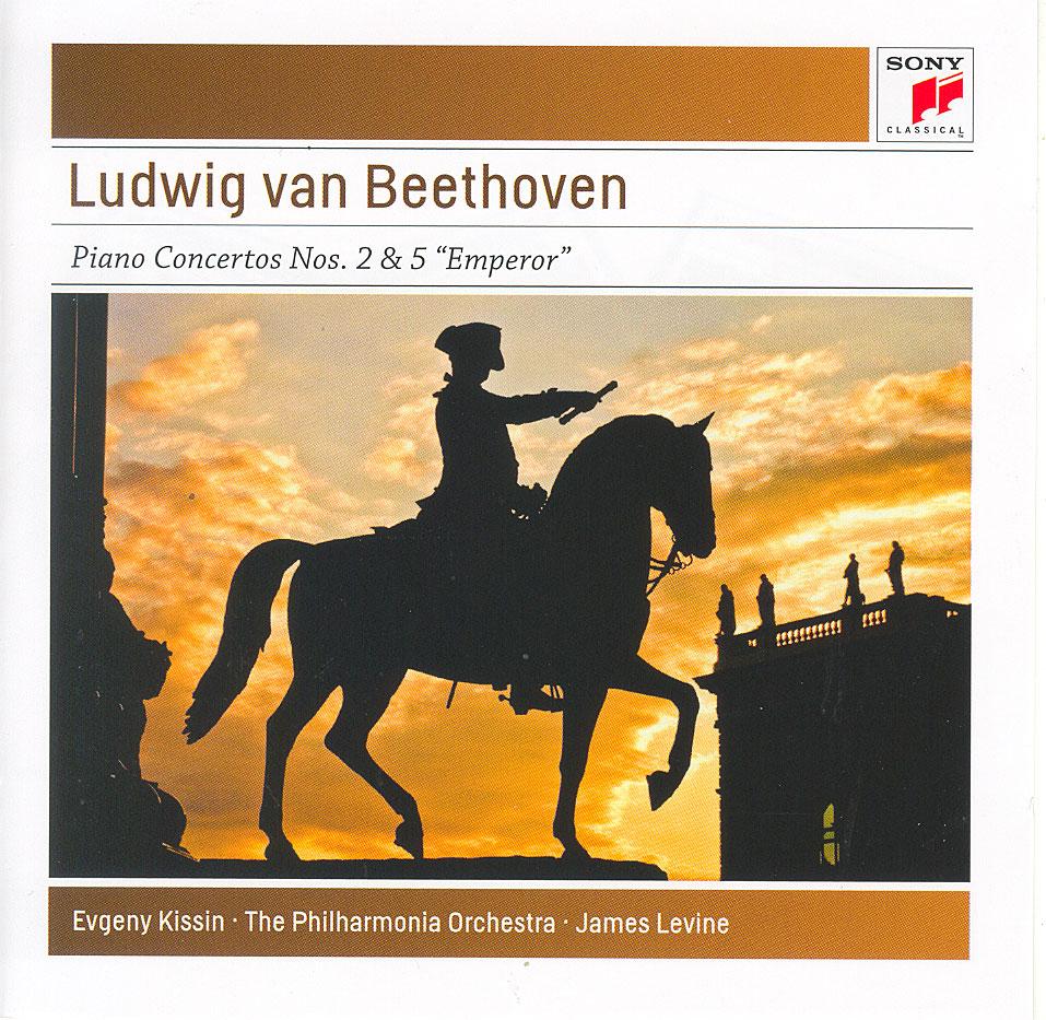 Concertos n.2 opus19 & n.5 opus 73 emperor pour Piano