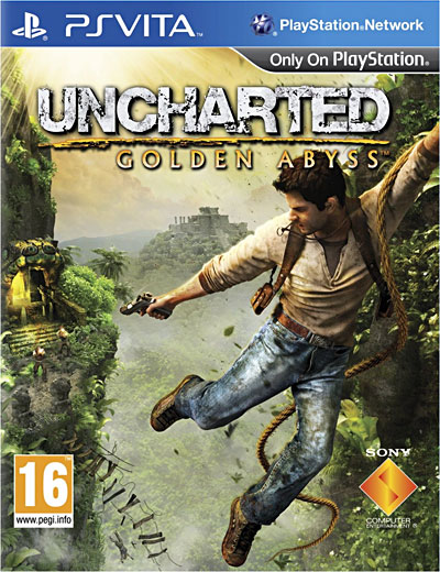 Uncharted - Golden Abyss - PS Vita