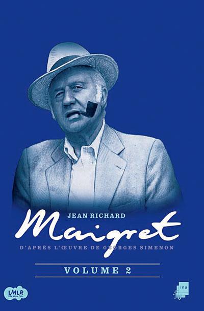 Le commissaire Maigret - Volume 2 - Coffret 2 DVD