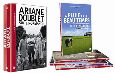 Ariane Doublet, suite Normandie - Coffret 4 DVD