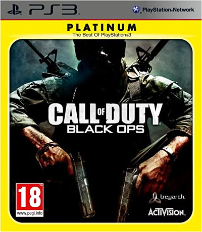Call of Duty Black Ops - Edition Platinum - PlayStation 3