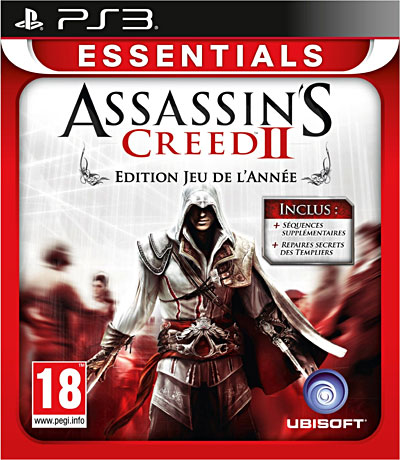 Assassin's Creed 2 - Gamme Essentials - PlayStation 3
