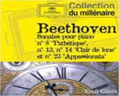 Sonates pour piano 8, 13, 14, 23