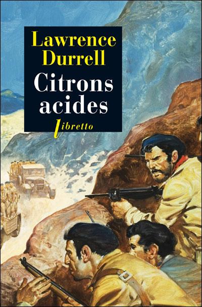 Citrons acides de Lawrence Durrell 9782752906496