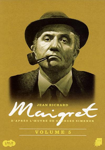 Le commissaire Maigret - Coffret - Volume 5