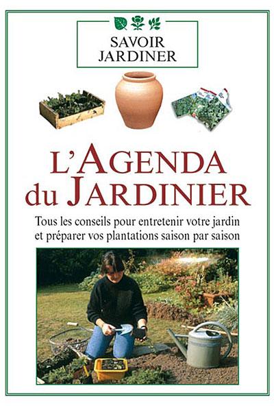 L?Agenda du jardinier