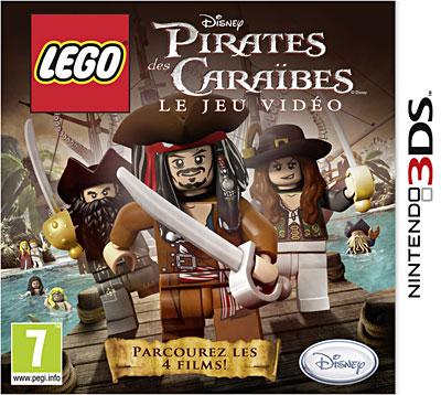 Lego Pirates des Caraïbes - Le Jeu Vidéo - Nintendo 3DS