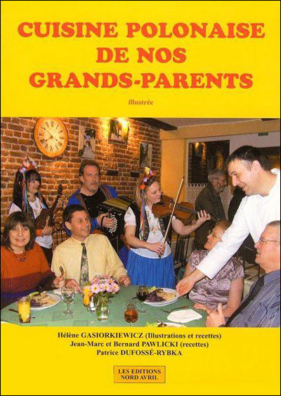 Cuisine polonaise de nos grands parents