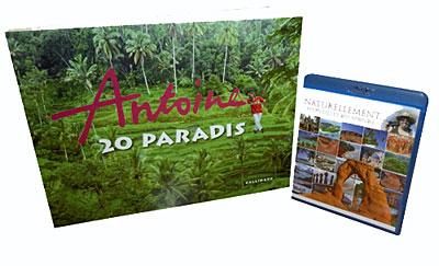 Naturellement...Les merveilles du Monde - Combo Blu-Ray + DVD