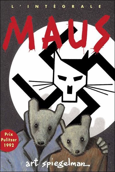 Le coin des lecteurs - Maus, Art Spiegelman