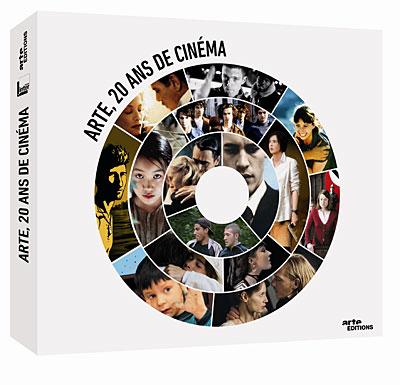 Arte, 20 ans de Cinéma - Coffret de 15 films