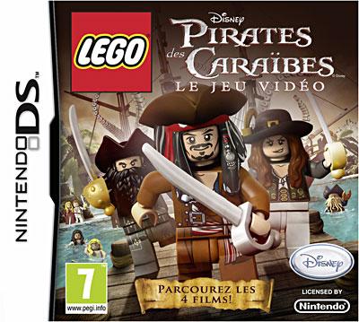 Lego Pirates des Caraïbes - Le Jeu Vidéo - Nintendo DS