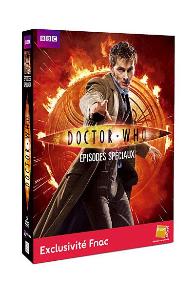 Doctor Who (2005) - L'intégrale Saison  : 1-2-3-4-5 [Complete]