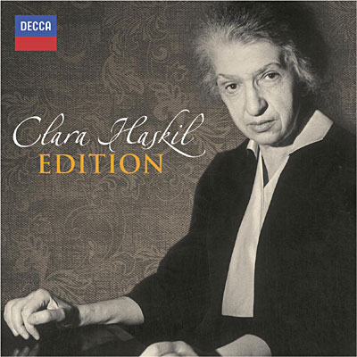 Clara Haskil edition - 17 CD