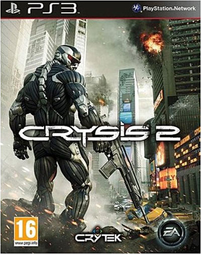 Crysis 2 - Edition Platinum - PlayStation 3