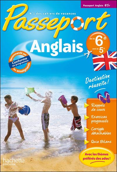 cahier de vacances 6eme anglais