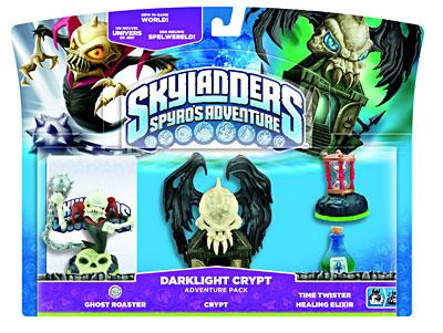 Skylanders pack crypte noire sur jeux vid o - Tous les skylanders ...
