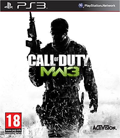 Call Of Duty - Modern Warfare 3 - PlayStation 3