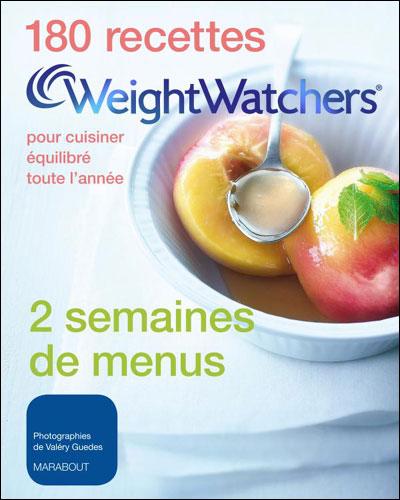 180 recettes weight watchers pour cuisiner quilibr toute l 39 ann e broch collectif livre. Black Bedroom Furniture Sets. Home Design Ideas