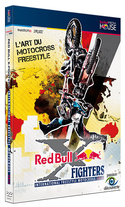 Red Bull X Fighters 2011 - l'art du motocross freestyle