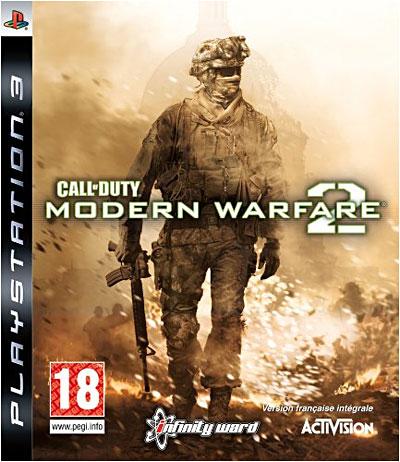 Call of Duty Modern Warfare 2 - Edition Platinum - PlayStation 3
