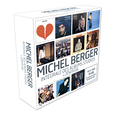Intégrale des albums - Studio & live