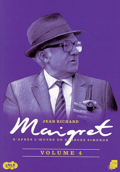 Le commissaire Maigret - Coffret - Volume 4