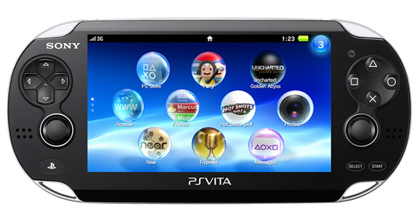 console ps vita wifi sony console de jeux portable achat prix fnac. Black Bedroom Furniture Sets. Home Design Ideas