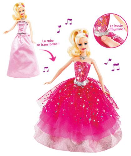 Mattel barbie magie de la mode poup e achat prix fnac - Barbie magie de la mode ...