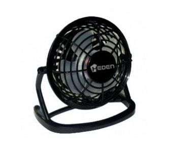Heden mini ventilateur USB Noir a w