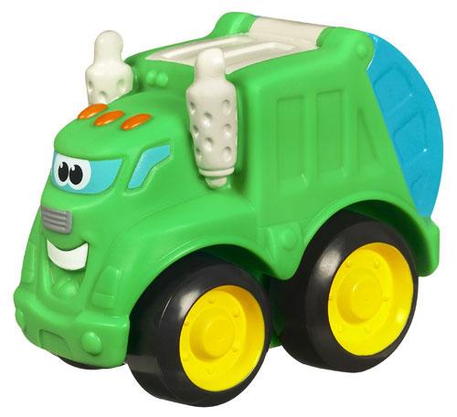 Hasbro tonka chuck friends rowdy le camion benne camion - Camion benne tonka ...