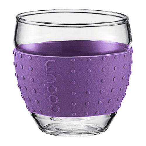 Image du produit Bodum Pavina 11185-278 Set 2 Verres 0,35 L Violet