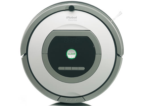 Aspirateur Robot iRobot Roomba 765 PET - Achat u0026 prix Fnac