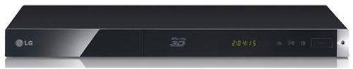 LG BP 420 Lecteur Blu-ray 3D, BD/DVD; Profil BD 5.0; Connexions : Sortie HDMI 1.4, Port USB 2.0; Sortie vidéo : Composite; Sorties audio : Optique, Stéréo RCA; Port Ethernet; Lecture des formats vidéo/photo : AVCHD, MPEG4, MPEG2, DivX, DivX HD, MKV, WMV,