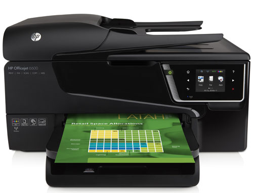 hp officejet 6600 e tout en un imprimante multifonctions. Black Bedroom Furniture Sets. Home Design Ideas
