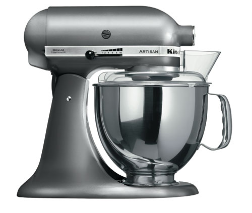 kitchenaid artisan 5ksm150psepm robot patissier gris achat prix fnac. Black Bedroom Furniture Sets. Home Design Ideas