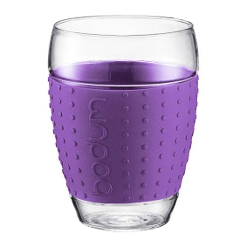 Image du produit Bodum Pavina 11166-278 Set 2 verres 0,45L Violet