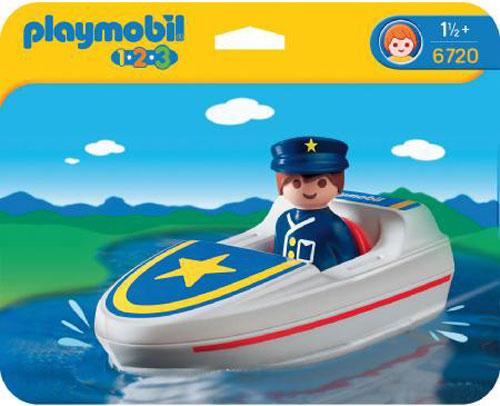Fnac.com : Playmobil 6720 Policier bateau - Playmobil. Achat et vente de jouets, jeux de société, produits de puériculture. Découvrez les Univers Playmobil, Légo, FisherPrice, Vtech ainsi que les grandes marques de puériculture : Chicco, Bébé Confort, Mac