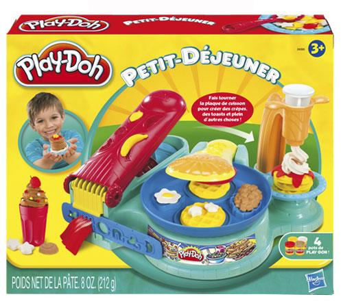 play doh petitdejeuner p 226 te 224 modeler acheter sur fnac