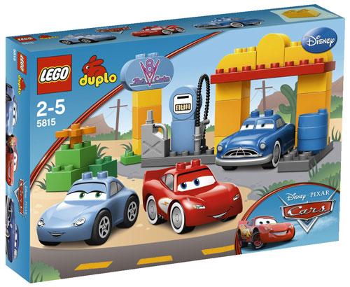 Montage lego duplo cars