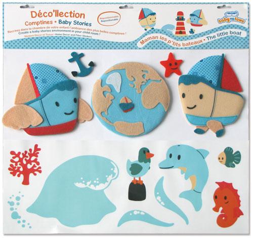 Fnac.com : Baby To Love Stickers Maman les p´tits bateaux - Encastrement. Achat et vente de jouets, jeux de société, produits de puériculture. Découvrez les Univers Playmobil, Légo, FisherPrice, Vtech ainsi que les grandes marques de puériculture : Chicco