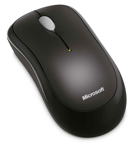 microsoft wireless mouse 1000 souris sans fil noir souris achat prix fnac. Black Bedroom Furniture Sets. Home Design Ideas