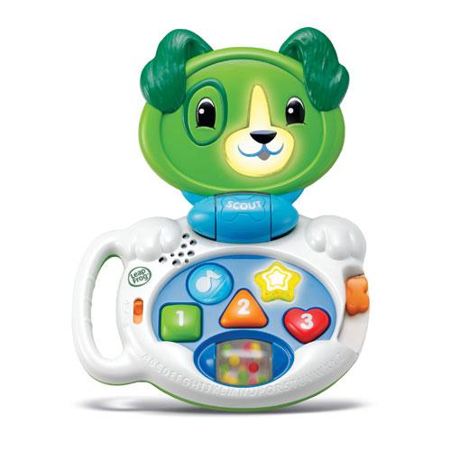 Mon Ordi Baby Scout propose plus de 40 chansons et activités pour que les tout-petits puissent s´amuser et apprendre avec leur premier ordinateur ! Avec un format adapté à leur âge, - ils apprendront les couleurs, les formes, les nombres en appuyant sur l