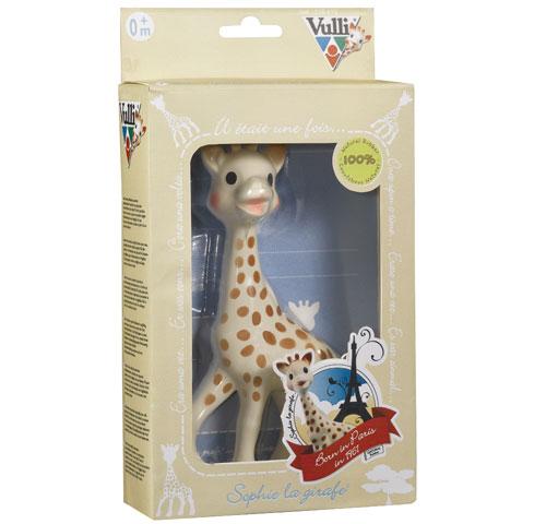 Fnac.com : Vulli Sophie la Girafe en boite cadeau - Jeu d´éveil. Achat et vente de jouets, jeux de société, produits de puériculture. Découvrez les Univers Playmobil, Légo, FisherPrice, Vtech ainsi que les grandes marques de puériculture : Chicco, Bébé Co