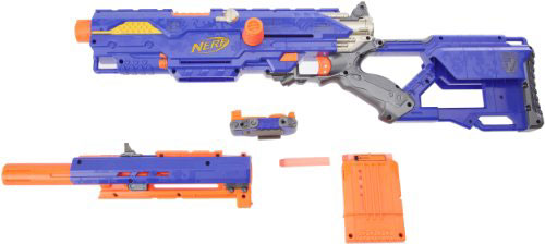 nerf longstrike. Black Bedroom Furniture Sets. Home Design Ideas