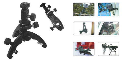 Iso Photo Pince tout support Clamper System pro