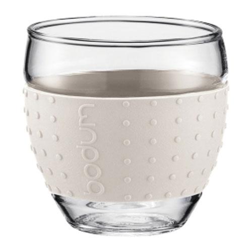 Image du produit Bodum Pavina 11185-913 Set 2 Verres 0,35 L Blanc Crème