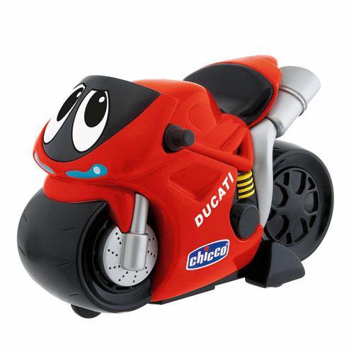 Fnac.com : Chicco Turbo Touch Ducati - Porteur. Achat et vente de jouets, jeux de société, produits de puériculture. Découvrez les Univers Playmobil, Légo, FisherPrice, Vtech ainsi que les grandes marques de puériculture : Chicco, Bébé Confort, Mac Laren,