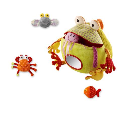 Fnac.com : Lilliputiens Roméo, Le Crapaud MangeTout - Animal en peluche. Achat et vente de jouets, jeux de société, produits de puériculture. Découvrez les Univers Playmobil, Légo, FisherPrice, Vtech ainsi que les grandes marques de puériculture : Chicco,