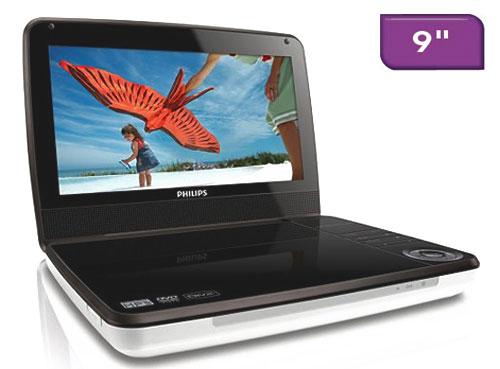 philips pd9030 lecteur dvd portable top prix sur. Black Bedroom Furniture Sets. Home Design Ideas